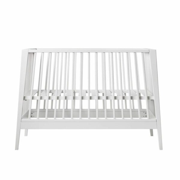 Baby & Junior Bed Linea - White