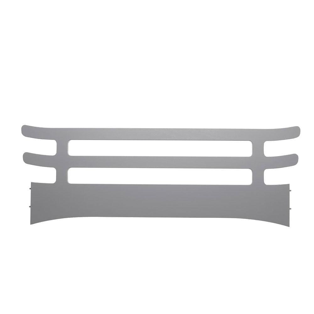 Leander - Junior Bed, Safety Guard - Grey