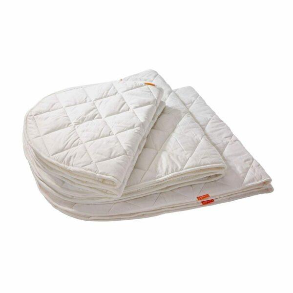 Leander - Mattress Topper for Junior Bed - 70 x 150 cm