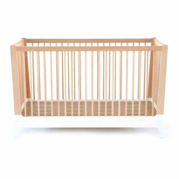 Evolutive Crib - New Horizon - White - 70 x 140 cm