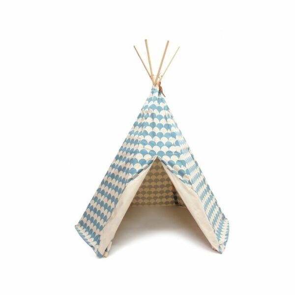 Teepee - Arizona - Scales - 4 colors - 128 x 158 cm