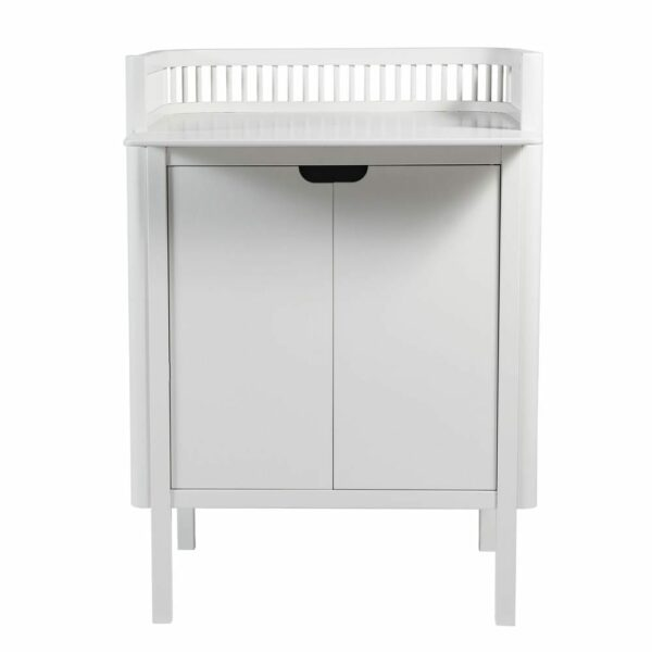 Sebra - Changing Unit - White