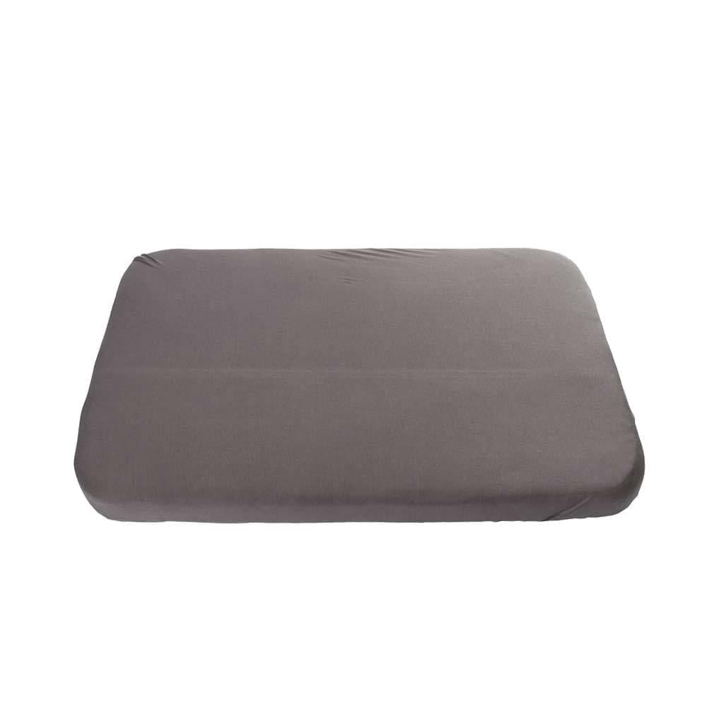 Sebra – Jersey Sheet – Baby – Dark Grey – 70 x 120 cm