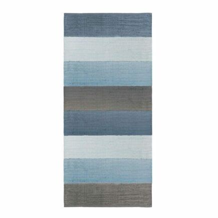 Sebra - Woven Rug - Cloud Blue - 80 x 180 cm