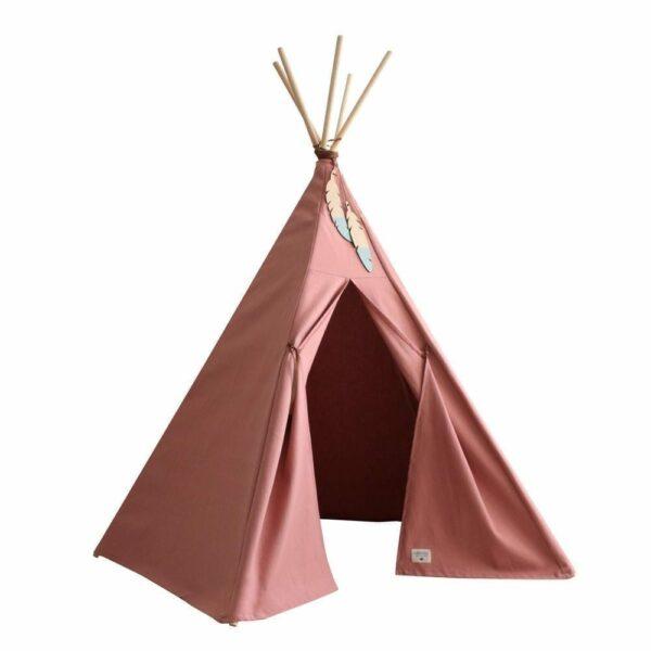 Teepee - Nevada - Dolcevita Pink - 120 x 152 cm