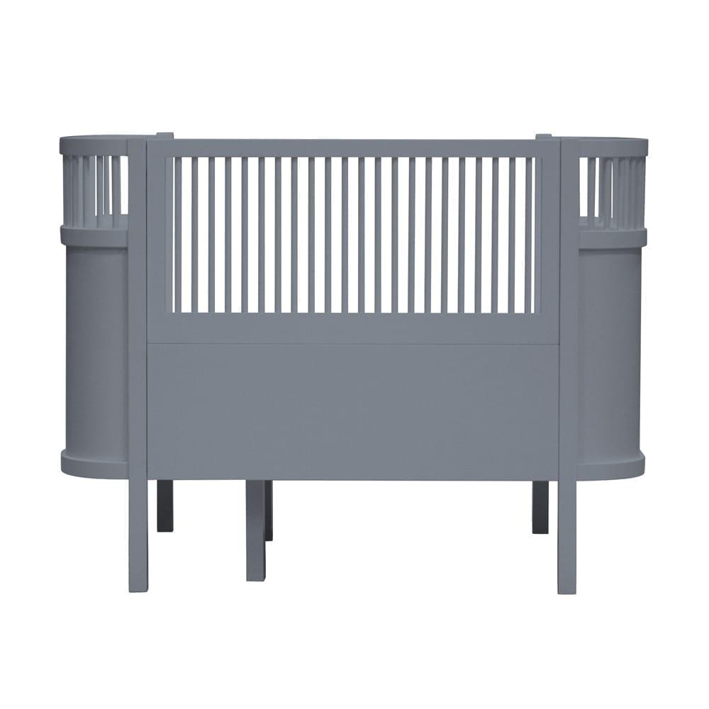 Sebra – Baby & Junior Bed – The Sebra Bed – Dark Grey