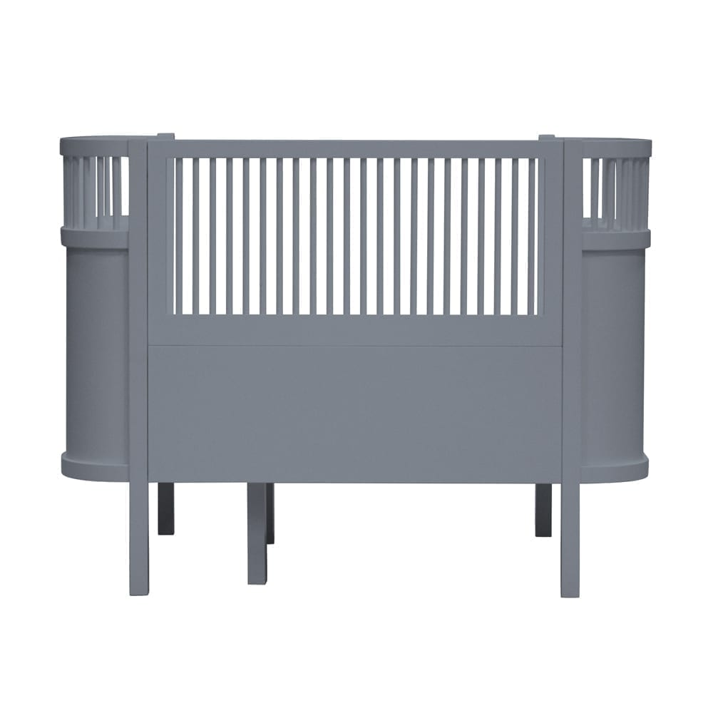Baby & Junior Bed – The Sebra Bed – Dark Grey