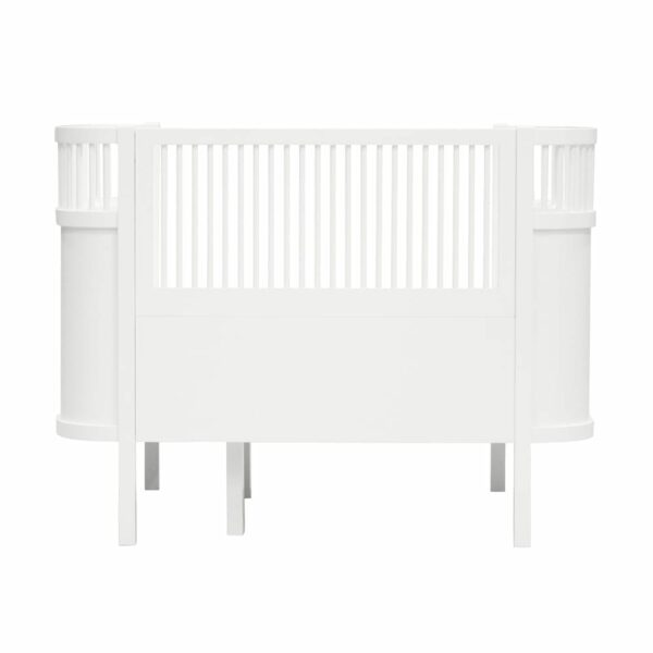 The Sebra Bed white