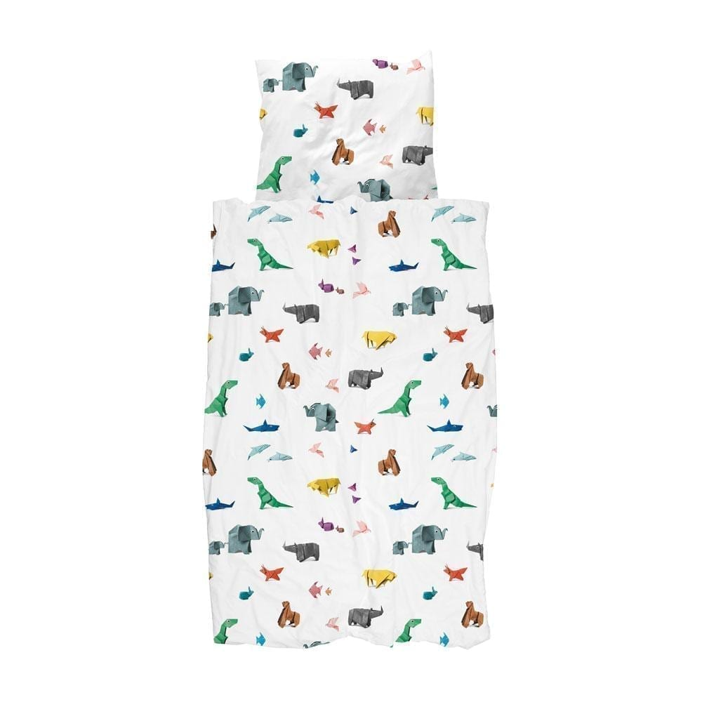 Snurk – Duvet Cover Set – Paper Zoo