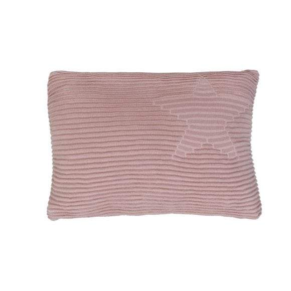 Lorena Canals - Washable Cushion - Hippy Star - Vintage Nude
