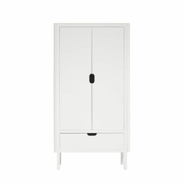 Sebra - Wardrobe - The Sebra Wardrobe - Double Door - White