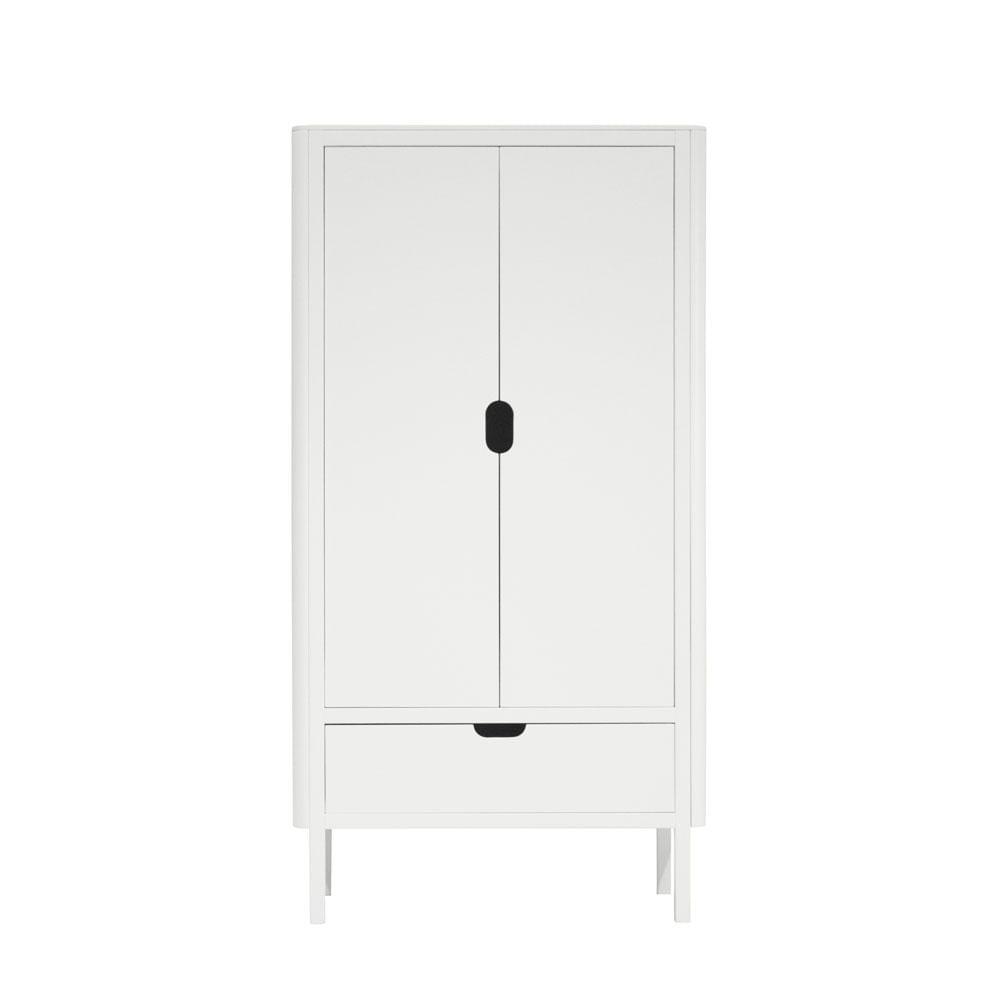 Sebra – The Sebra Wardrobe – Double Door – White