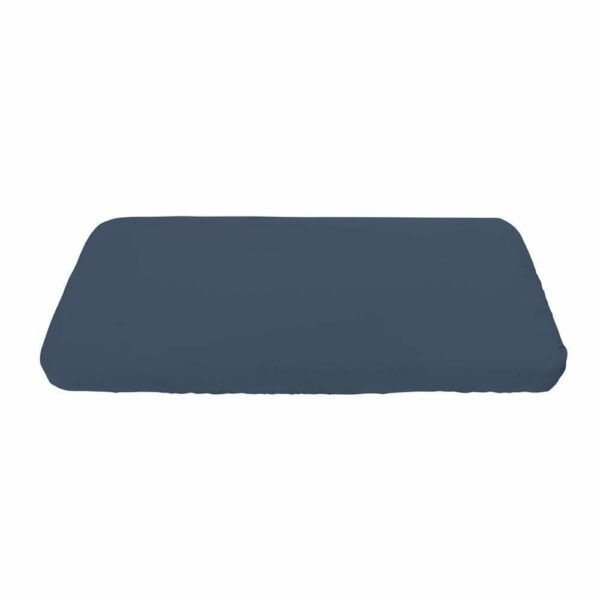 Sebra - Jersey Sheet - Junior - royal blue - 70 x 160 cm