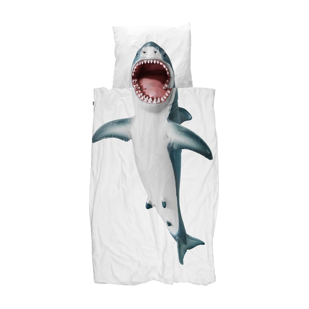 Snurk – Duvet Cover Set – Shark!!!