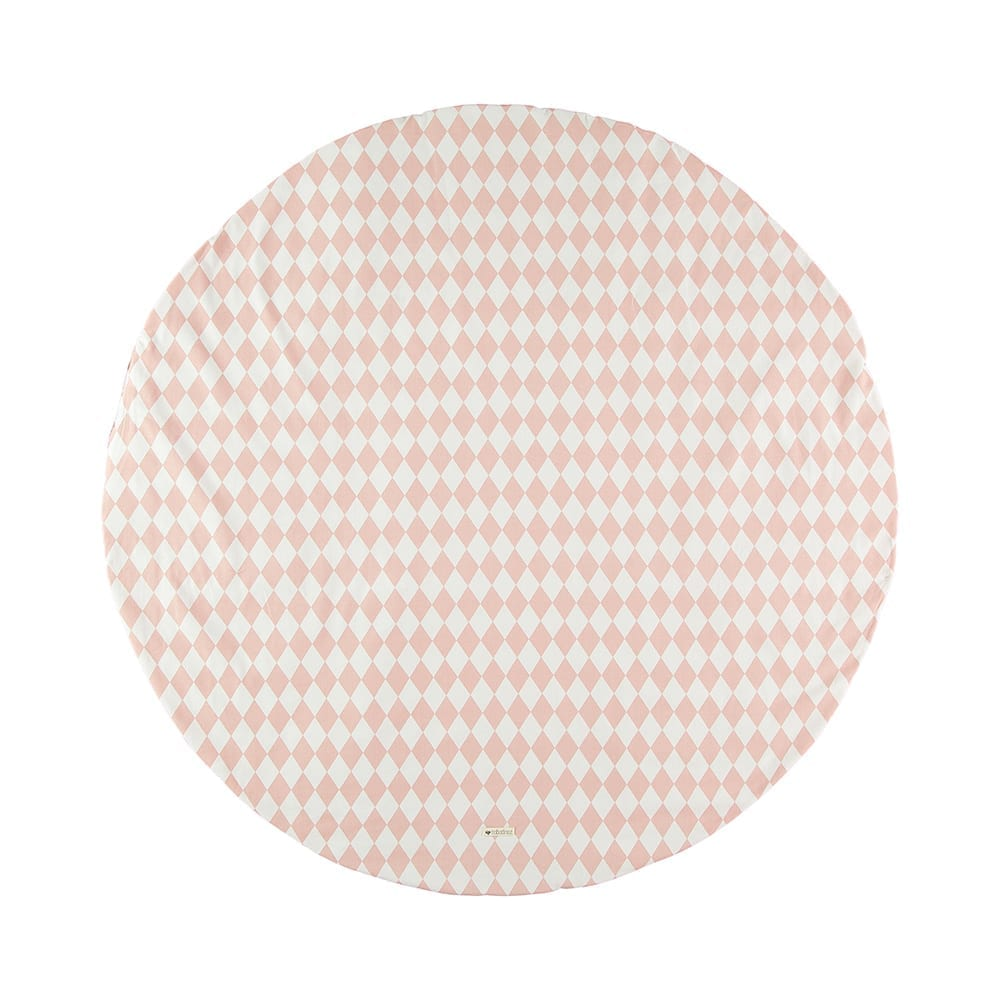 Nobodinoz – Spielmatte – Apache – Diamonds – Pink