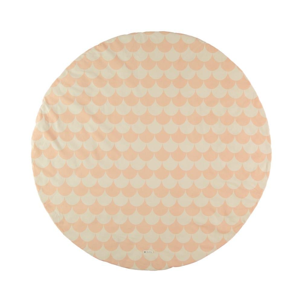 Speelmat – Apache – Scales Roze – 105 cm Ø