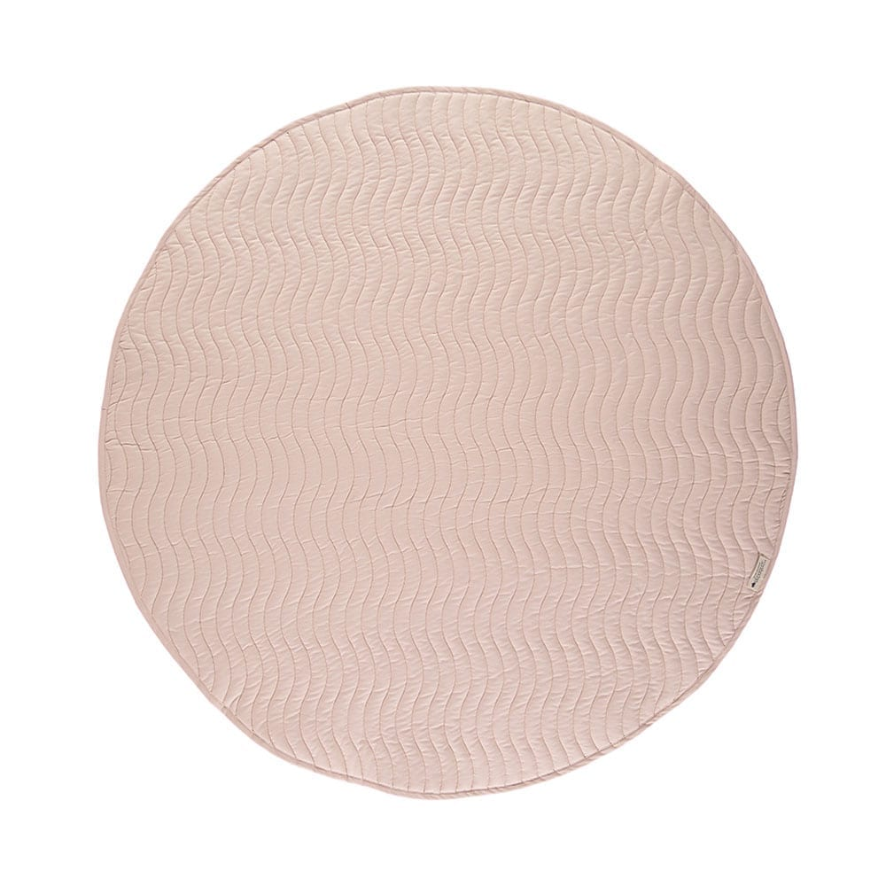 Round Play Mat – Kiowa – Bloom Pink – Ø 105 cm