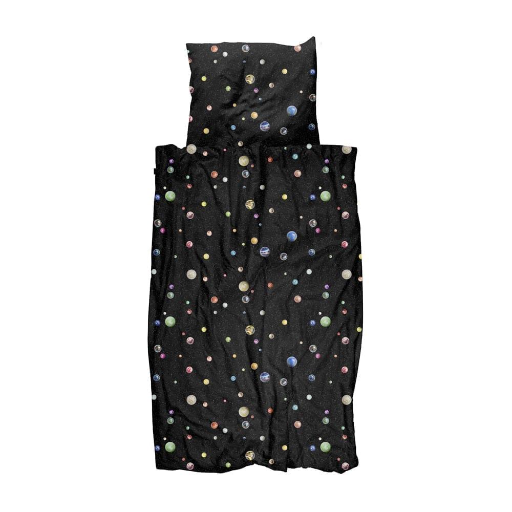 Snurk – Kinderbettwäsche – Murmel Universum