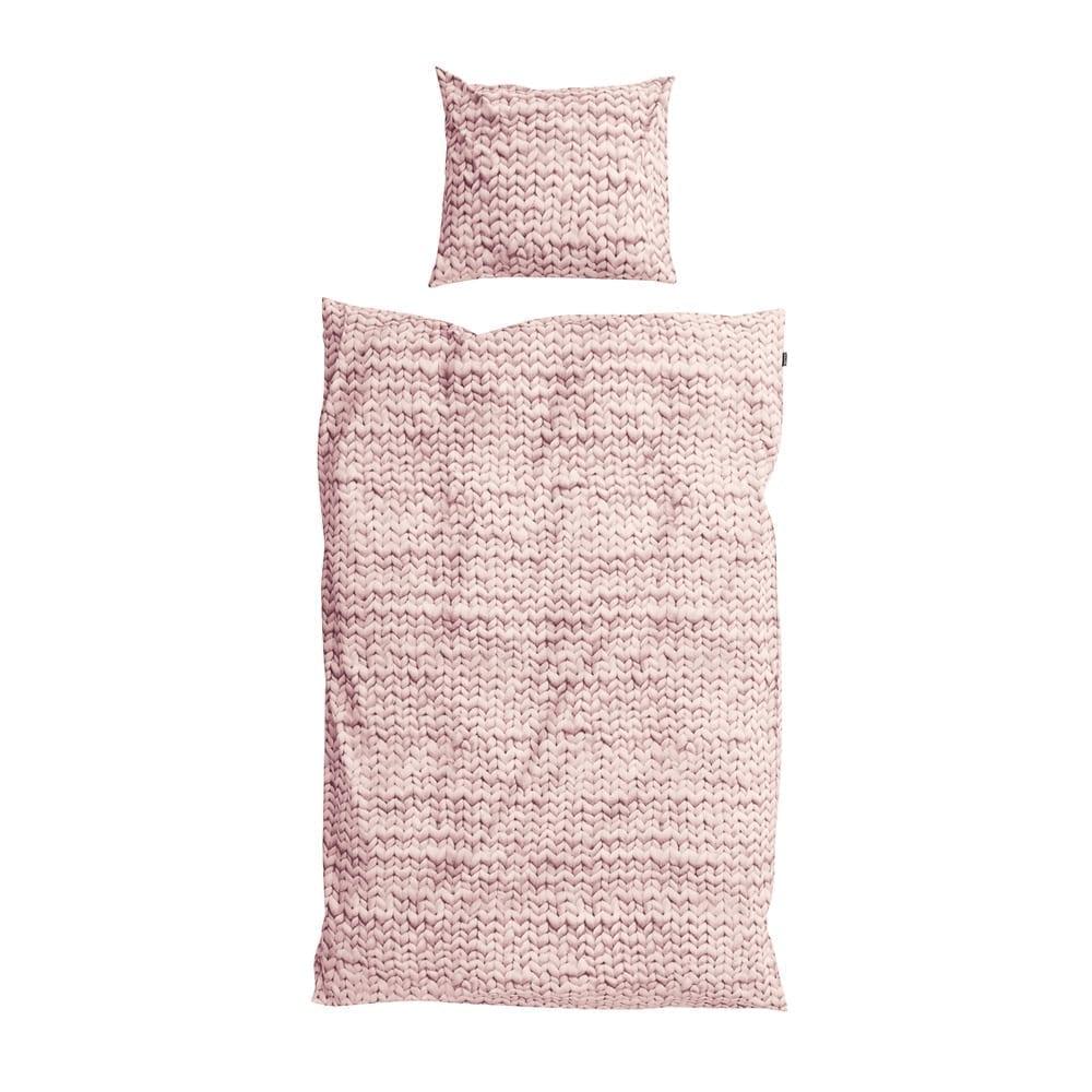 Duvet Cover Set – Twirre – Dusty Pink
