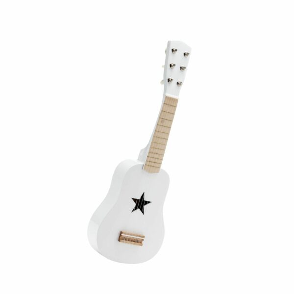 Guitar - White
