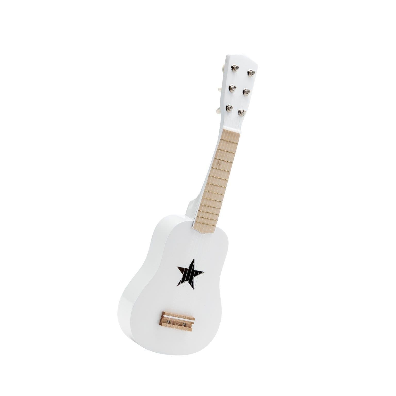 Guitar – White