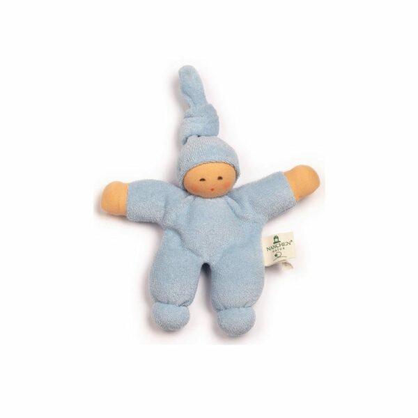 Baby Soft Dolls - Light Blue