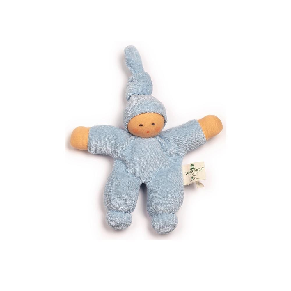 Baby Soft Dolls – Light Blue