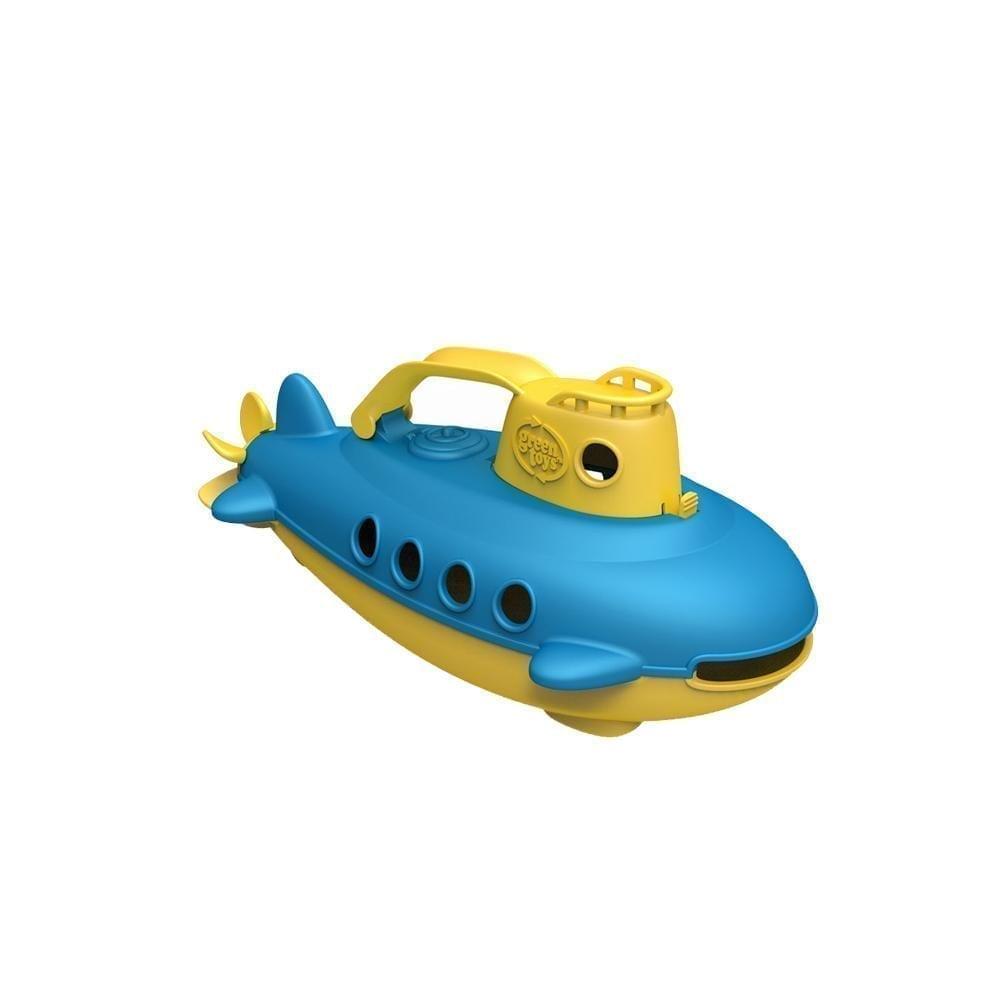 Green Toys – U-Boot – Gelber Griff