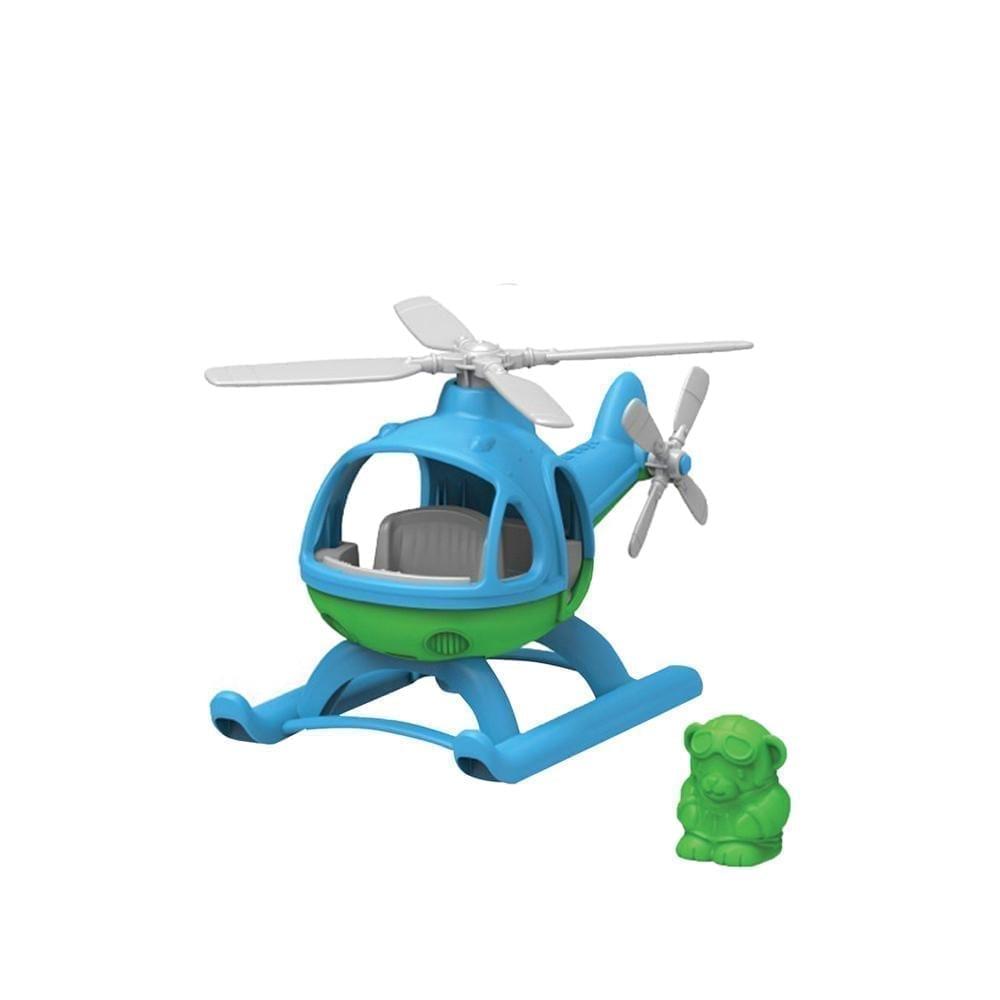 Green Toys – Helikopter – Blau