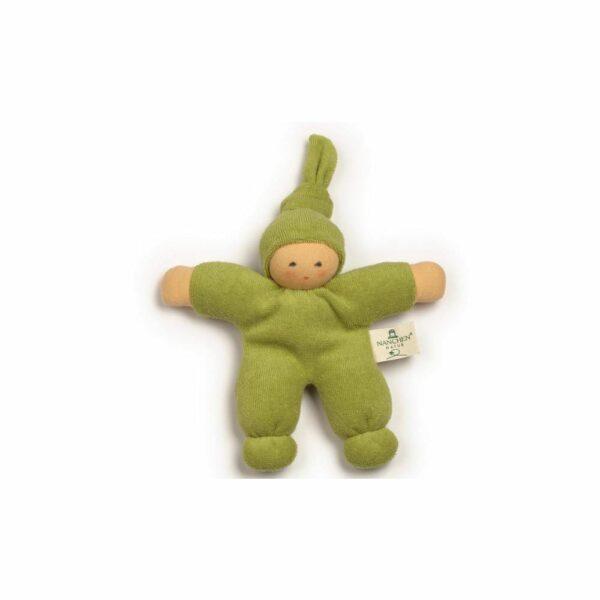 Baby Soft Dolls - Green