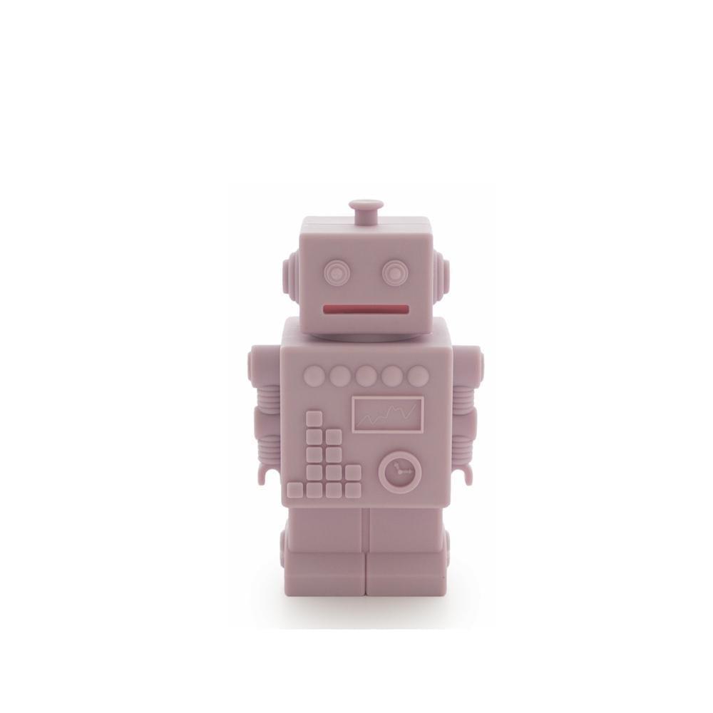 KG Design – Robot Piggy Bank – Pink