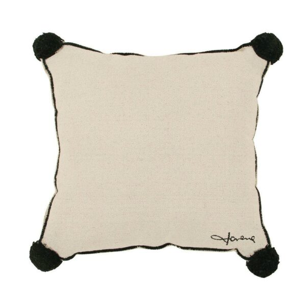 Lorena Canals - Washable Cushion - Square - Beige