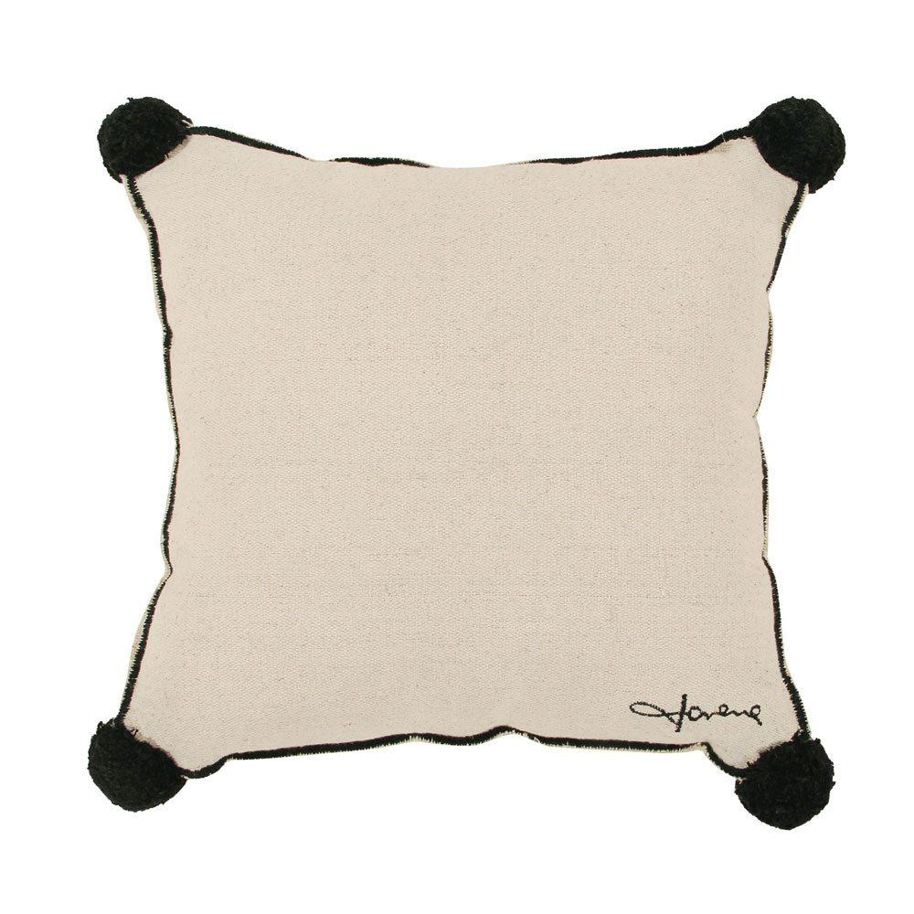 Lorena Canals – Square Cushion – Beige – 40 x 40 cm