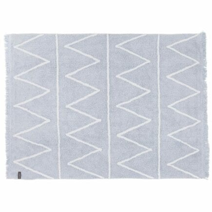 Lorena Canals - Washable Rug - Hippy - Soft Blue