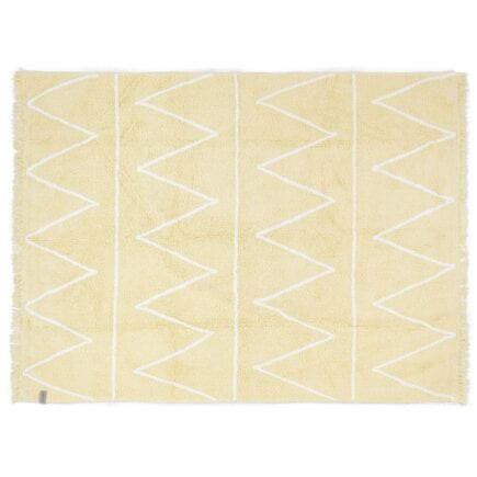 Lorena Canals - Washable Rug - Hippy - Yellow