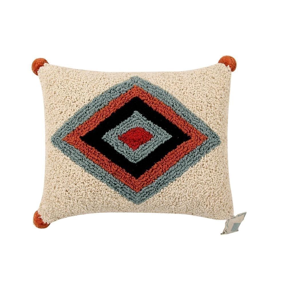 Lorena Canals – Maroccan Cushion – Rhombus – 38 x 48 cm