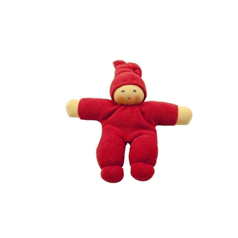 Nanchen – Baby Soft Dolls – Red