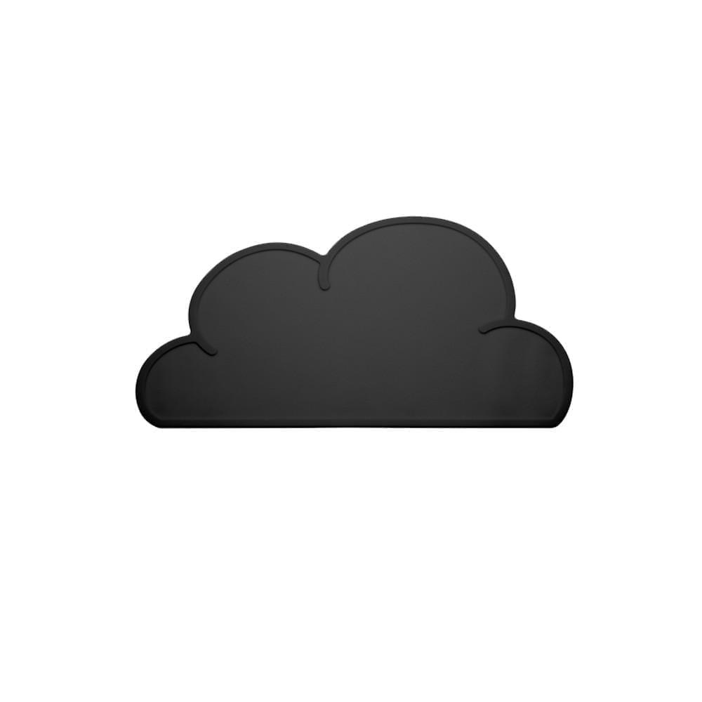 KG Design – Cloud Placemat – Black
