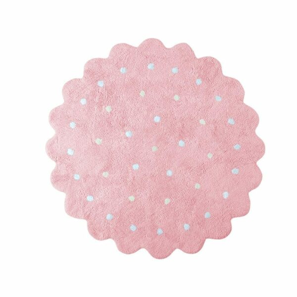 Lorena Canals - Washable Rug - Little Biscuit - Pink