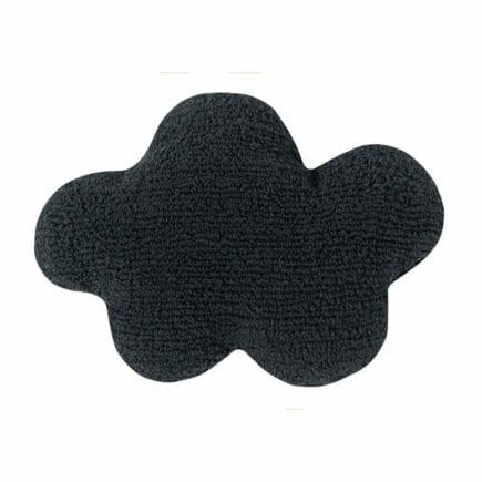 Lorena Canals - Cloud Cushion - Black - 40 x 50 cm