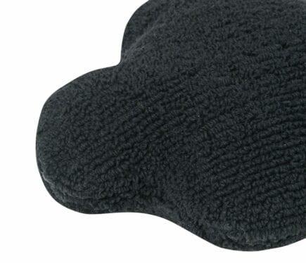Lorena Canals - Wasbaar Kussen - Cloud - Black - 40 x 50 cm