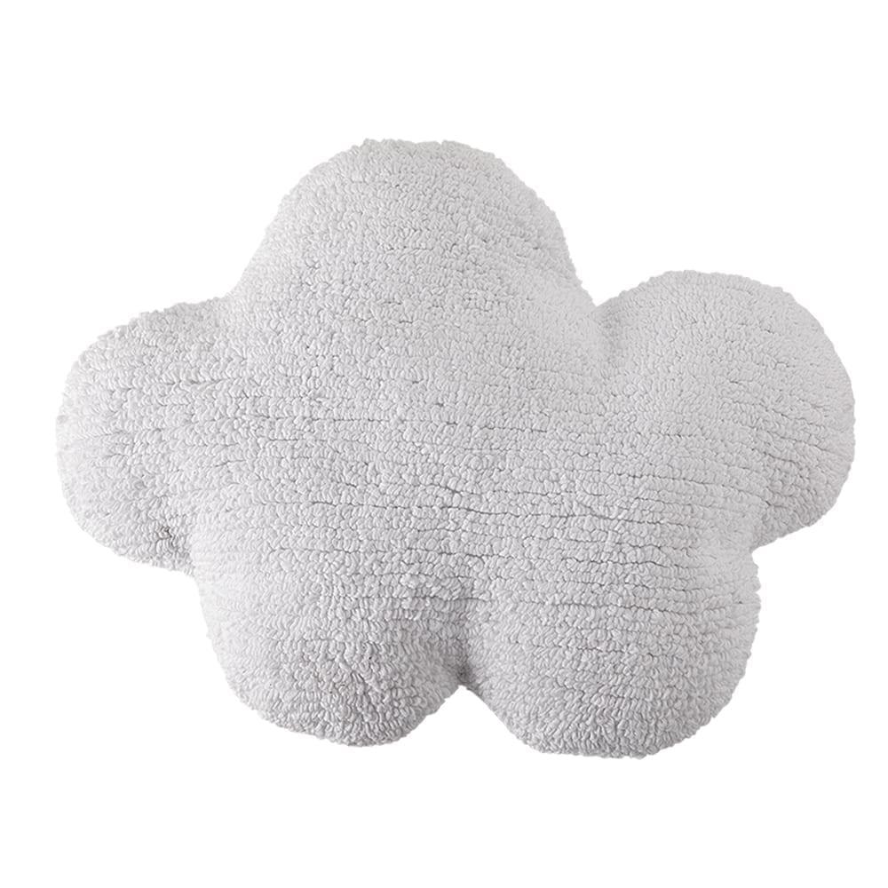Lorena Canals – Cloud Cushion – White – 40 x 50 cm