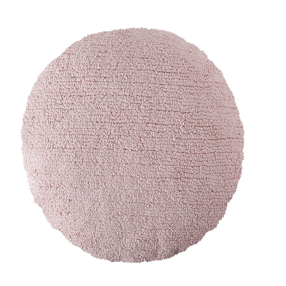 Lorena Canals – Round Cushion – Big Dot – Pink – ø 50 cm