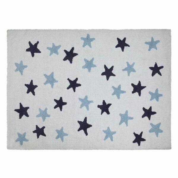 Lorena Canals - Washable Rug - Messy Stars - 120 x 160 cm
