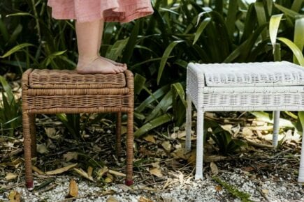 Storie Stool - Nature