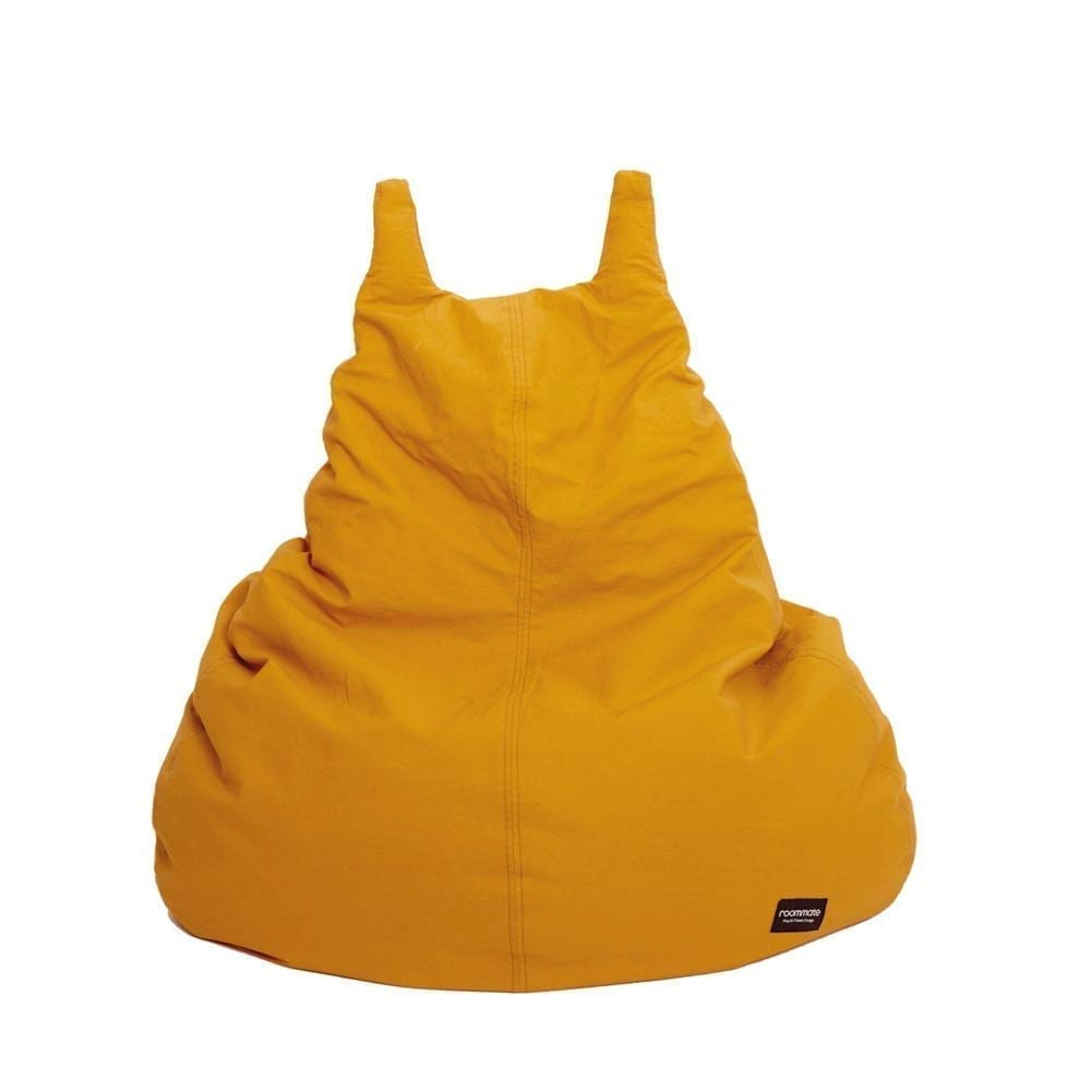 Beanbag – Happy Cat – Mustard