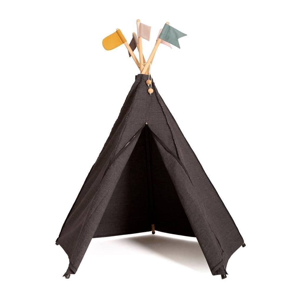 Hippi Tipi Tent – Anthracite