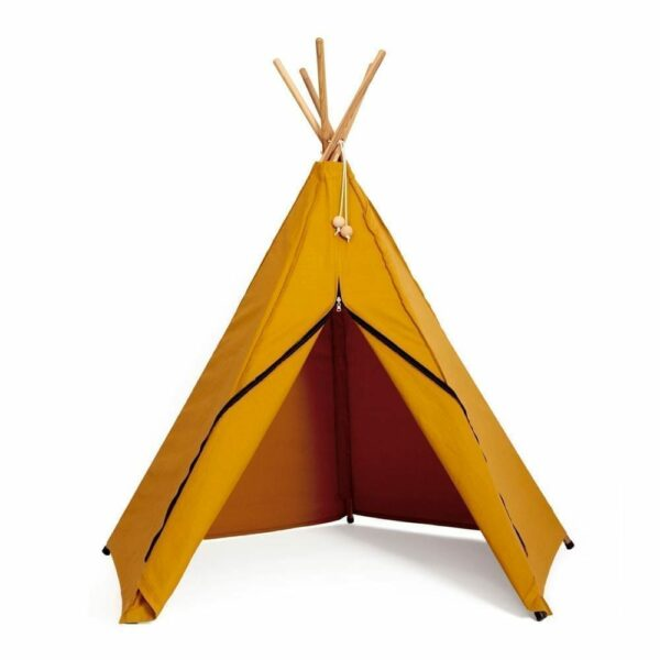 Roommate Hippi Tipi Tent - Mustard
