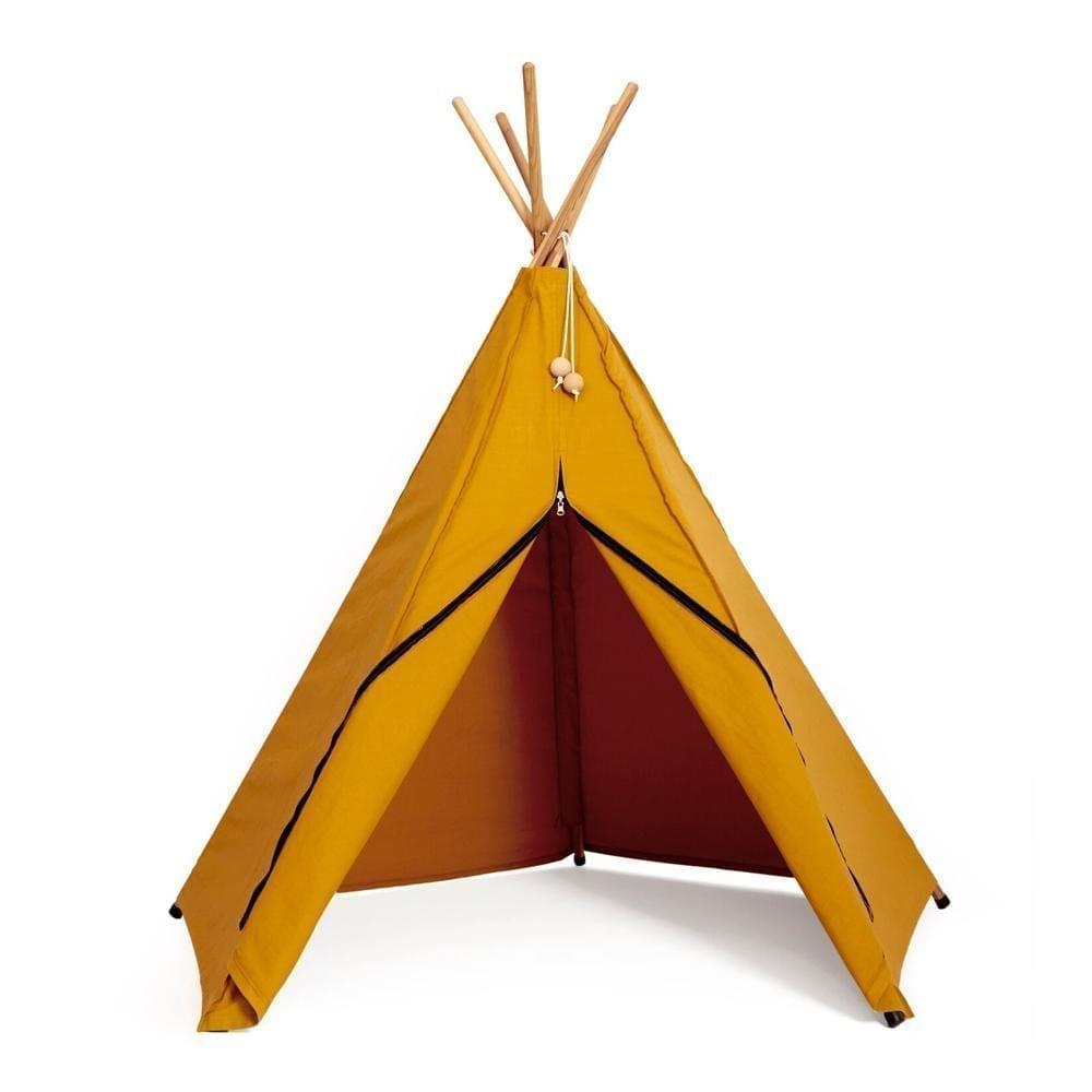 Hippi Tipi Tent – Mustard