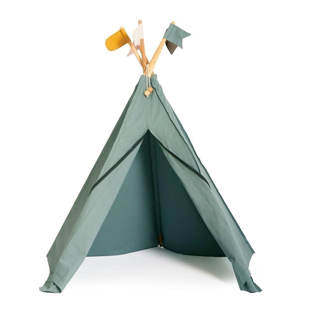Hippi Tipi Tent – Sea Grey